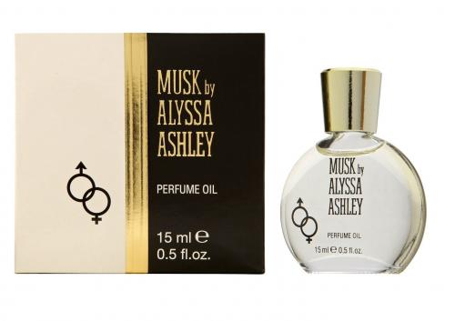 ALYSSA ASHLEY MUSK 0.5 OZ PERFUME OIL