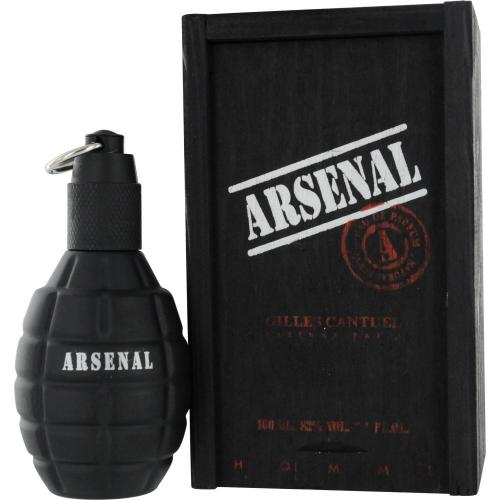 ARSENAL BLACK 3.4 EDP SP FOR MEN