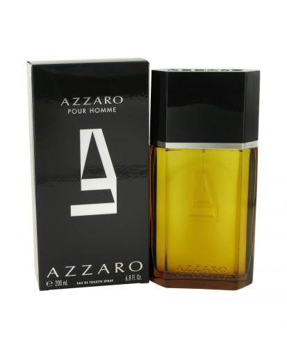 AZZARO 6.8 EDT SP FOR MEN