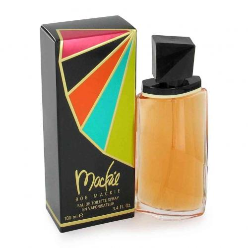 BOB MACKIE 3.4 EAU DE TOILETTE SPRAY FOR WOMEN
