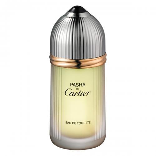 CARTIER PASHA TESTER 3.4 EAU DE TOILETTE SPRAY