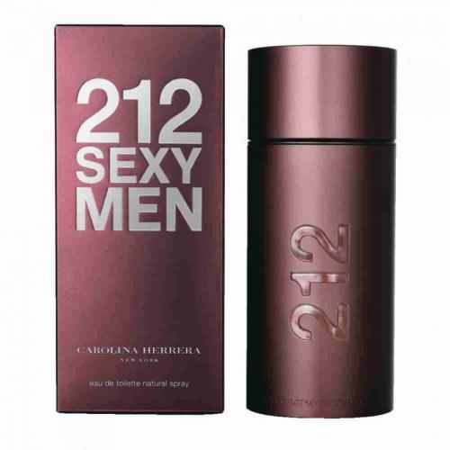 212 SEXY 3.4 EAU DE TOILETTE SPRAY FOR MEN