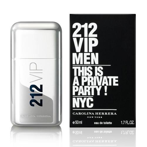 212 VIP 1.7 EAU DE TOILETTE SPRAY FOR MEN