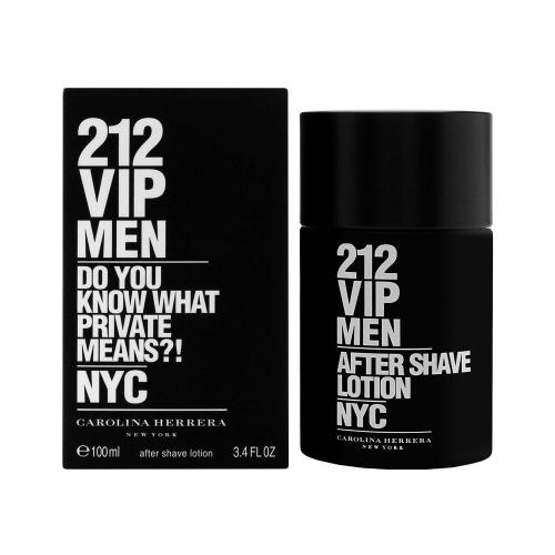 212 VIP 3.4 AFTER SHAVE LOTION