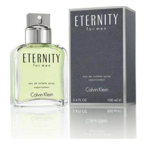 ETERNITY 3.4 EDT SP FOR MEN