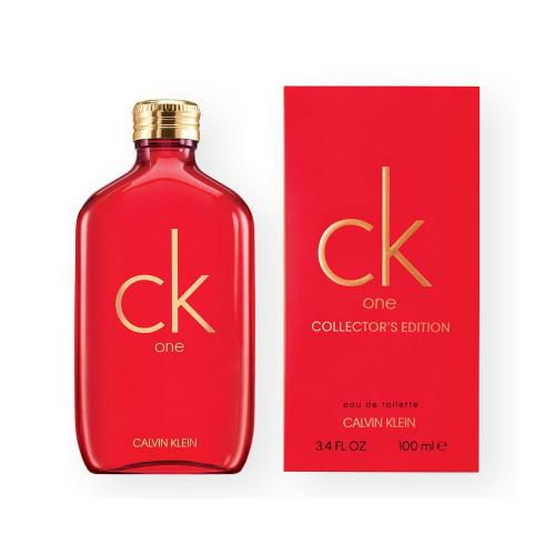 CK ONE RED COLLECTOR'S EDITION 3.4 EDT SP