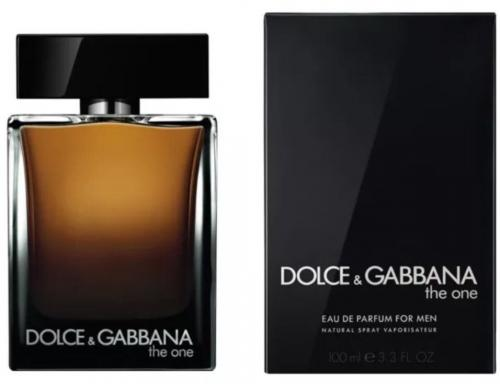 DOLCE & GABBANA THE ONE 3.4 EDP SP FOR MEN