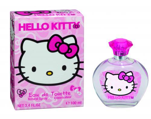 HELLO KITTY 3.4 EDT SP