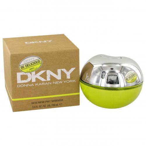DKNY BE DELICIOUS 3.4 EAU DE PARFUM SPRAY FOR WOMEN