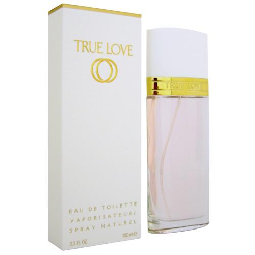 TRUE LOVE 3.4 EAU DE TOILETTE SPRAY
