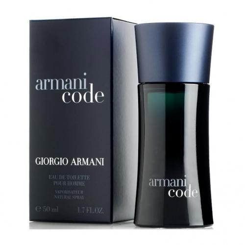 ARMANI CODE 1.7 EDT SP FOR MEN