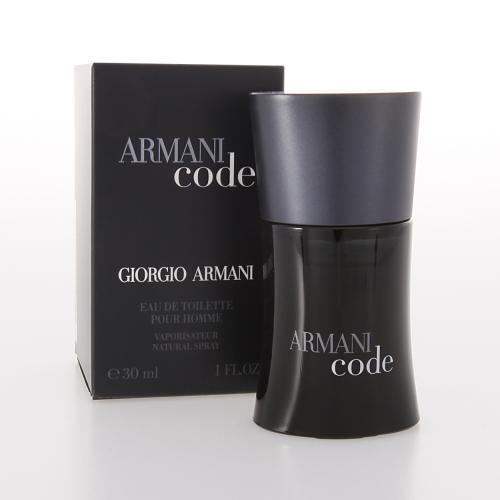 ARMANI CODE 1 OZ EDT SP FOR MEN
