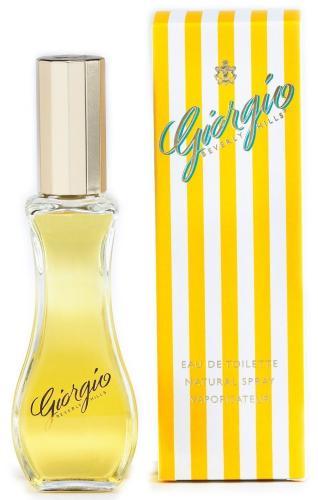 GIORGIO 3 OZ EDT SP FOR WOMEN YELLOW