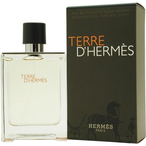 TERRE D'HERMES 3.3 EDT SP FOR MEN