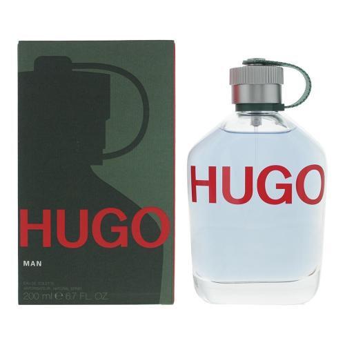 HUGO BOSS GREEN 6.8 EAU DE TOILETTE SPRAY FOR MEN