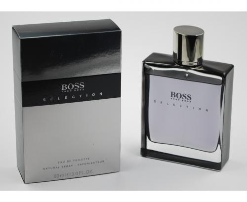 HUGO BOSS SELECTION 3 OZ EDT SP FOR MEN