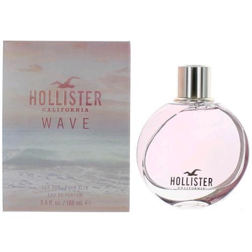 HOLLISTER WAVE 3.4 EAU DE PARFUM SPRAY FOR WOMEN,HOL26101