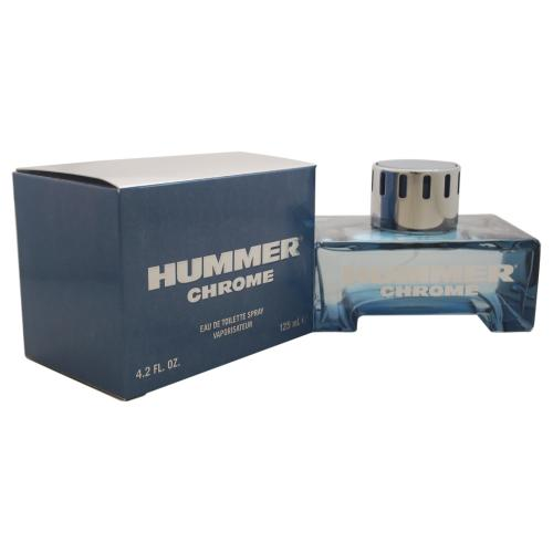 HUMMER CHROME 4.2 EAU DE TOILETTE SPRAY