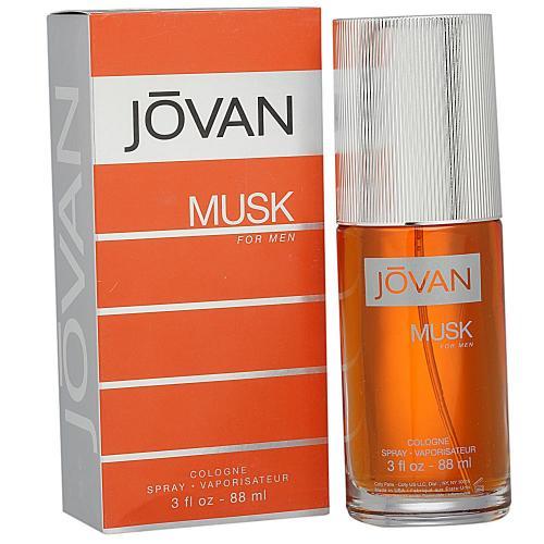JOVAN MUSK 3 OZ COL SP FOR MEN