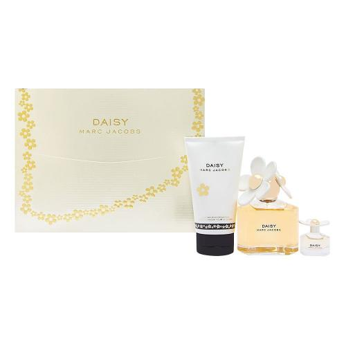 MARC JACOBS DAISY 3 PCS SET: 3.4 EDT SP