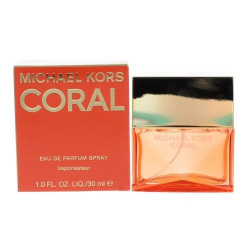 MICHAEL KORS CORAL 1 OZ EAU DE PARFUM SPRAY FOR WOMEN