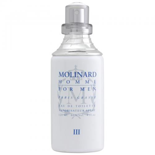 MOLINARD III TESTER 4 OZ FOR MEN
