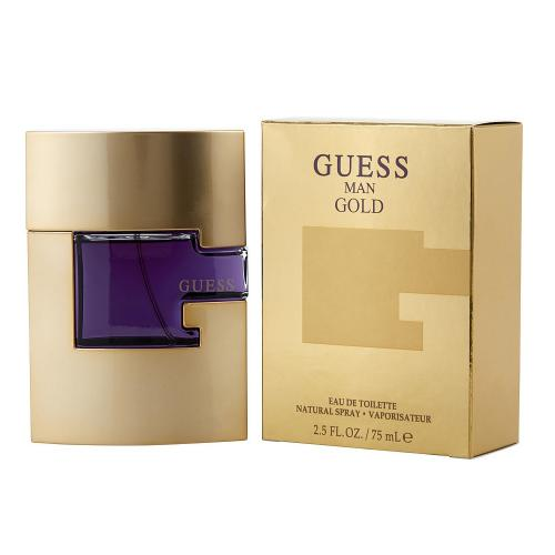 GUESS GOLD 2.5 EDT SP FOR MEN