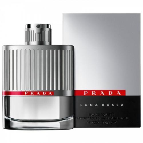 PRADA LUNA ROSSA 3.4 EAU DE TOILETTE SPRAY FOR MEN