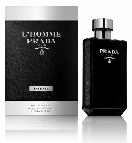 PRADA L'HOMME INTENSE 3.4 EAU DE PARFUM SPRAY