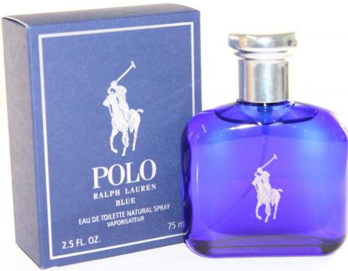 POLO BLUE 2.5 EDT SP FOR MEN
