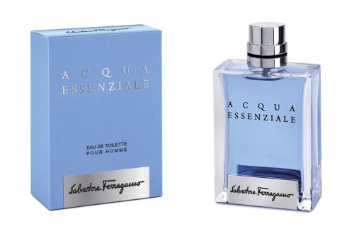 SALVATORE FERRAGAMO ACQUA ESSENZIALE 3.4 EDT SP FOR MEN