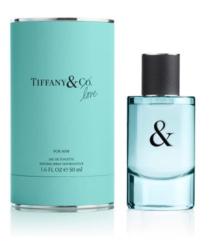 TIFFANY & CO. LOVE 1.6 EAU DE TOILETTE SPRAY FOR MEN
