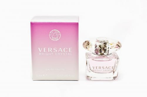 VERSACE BRIGHT CRYSTAL 5 ML EDT MINI