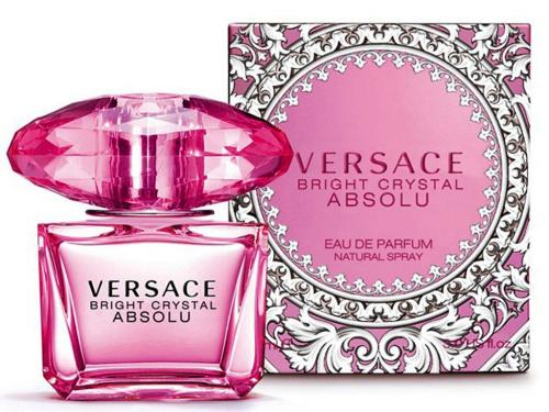 VERSACE BRIGHT CRYSTAL ABSOLU 3 OZ EDP SP