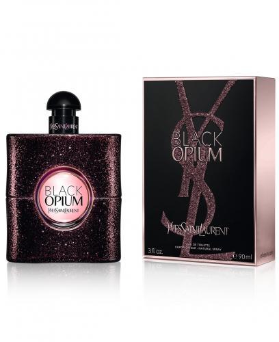 YSL BLACK OPIUM 3 OZ EDT SP FOR WOMEN
