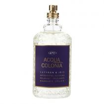 4711 ACQUA COLONIA SAFFRON & IRIS TESTER 5.7 EAU DE COLOGNE SPRAY