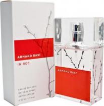 ARMAND BASI IN RED 1.7 EAU DE TOILETTE SPRAY FOR WOMEN