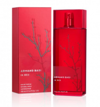 ARMAND BASI IN RED 3.4 EDP SP FOR WOMEN