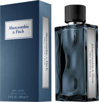 ABERCROMBIE & FITCH FIRST INSTINCT BLUE 3.4 EDT SP