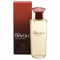 ANTONTIO BANDERAS DIAVOLO 3.4 EDT SP FOR MEN