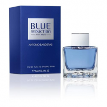 ANTONIO BANDERAS BLUE SEDUCTION 1.7 EDT SP FOR MEN