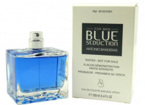 ANTONIO BANDERAS BLUE SEDUCTION TESTER 3.4 EDT SP FOR MEN