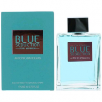 ANTONIO BANDERAS BLUE SEDUCTION 6.8 EDT SP FOR WOMEN