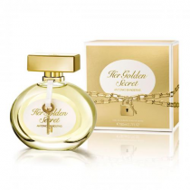 ANTONIO BANDERAS HER GOLDEN SECRET 2.7 EDT SP FOR WOMEN