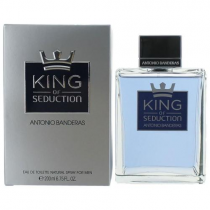 ANTONIO BANDERAS KING OF SEDUCTION 6.8 EDT SP FOR MEN