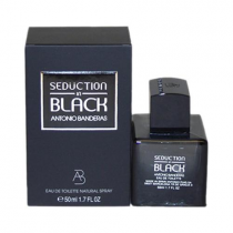 ANTONIO BANDERAS SEDUCTION IN BLACK 1.7 EDT SP FOR MEN