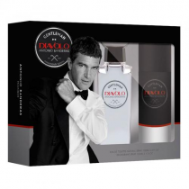 ANTONIO BANDERAS GENTLEMAN DIAVOLO 2 PCS SET: 3.4 SP (WINDOW BOX)
