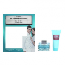 ANTONIO BANDERAS BLUE SEDUCTION 2 PCS SET FOR WOMEN: 2.7 SP (WINDOW BOX)