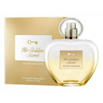 ANTONIO BANDERAS HER GOLDEN SECRET 1.7 EDT SP FOR WOMEN
