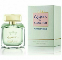 ANTONIO BANDERAS QUEEN OF SEDUCTION 1.7 EDT SP FOR WOMEN